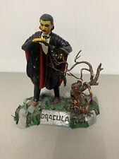 Dracula 1962 Aurora Assembled Model Monster Built