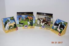 Natures Wonder HD Lot 4 Cats/Dogs/2 Farm Animals ~~~ Brand NEW