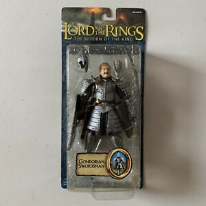 "Brand New Lord Of The Rings: Return of the King - Gondorian Soldier 6"" Figure"
