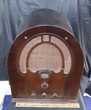 Vintage Model 60 Philco Tube Cathedral Radio !!
