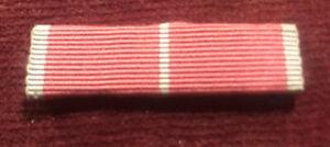 British Medal Ribbon MBE (Military) Army