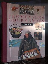 Promenades gourmandes en France 1998 ARTBOOK by PN