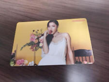 MAMAMOO Decalcomanie JPN ver. Hwasa official photocard photo