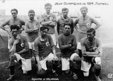 Photo. 1924. Paris. Olympics. Republic of Ireland National Football/Soccer Team