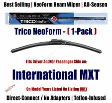 Super Premium NeoForm Wiper Blade (Qty 1) fits 2007-2009 International MXT 16220