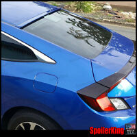 Fits:Chevy Camaro 2010-on coupe StanceNride 818R Rear Roof Spoiler Window Wing