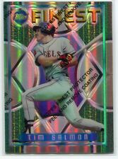 1995 Finest Refractor 79 Tim Salmon