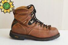 Georgia GORE-TEX Comfort Core Low Heel Logger Men's Boots G035. Size 11 W