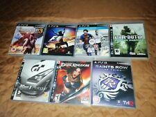 Sony Playstation 3 Slim ps3 7 juegos y cascos inalambricos