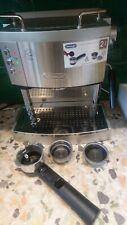 De'Longhi EC710 15-Bar Espresso/Cappuccino Maker  Stainless Steel