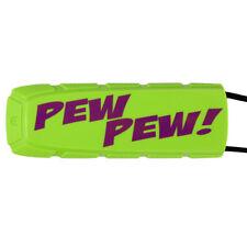 Exalt Paintball Bayonet Barrel Condom / Cover - Le Pew Pew - Lime / Purple