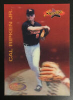 1994 Sportsflics 2000 Starflics #179 Cal Ripken Jr. Baltimore Orioles HOF MINT