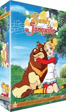 Coffret 8 DVD Sandy Jonquille Intégrale TOEI Animation Black Box hello Bell ! VF
