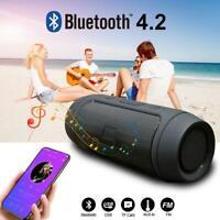 Mini Bluetooth Music Waterproof Portable Wireless Speaker USB FM TF Radio Z7R4