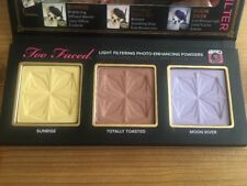 Too Faced Selfie Powders Brand New
