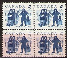 Canada 1962 Sc398$ 1.4 Mi345 1.6 MiEu 1bl mnh J.Talon,New France administrator
