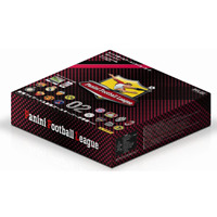 【soccer】Bandai  Panini Football League BOX.PFL02