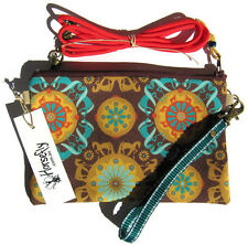 NEW horse retro Tobacco pouch bag wristlet purse handmade in Australia HORSEFLY