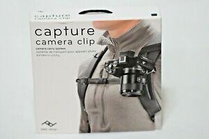 Mint Condition Peak Design Capture Camera Clip (V3) w/Plate