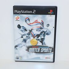 ESPN INTERNATIONAL WINTER SPORTS - SONY PLAYSTATION 2 PS2 GAME - NEW NOT SEALED