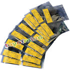 950Pcs 12-30mm 0.5mm Thick O Ring Rubber Seal Washers Watch Gaskets