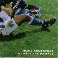 Jimmy Somerville ‎– Manage The Damage CD Movement 1999 USED