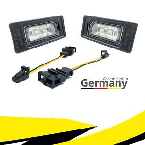 ORIGINAL Kennzeichenbeleuchtung Nachrüstsatz für AUDI LED 4G0943021  4G0 943 021