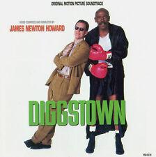 LA NUIT DU DEFI (DIGGSTOWN) MUSIQUE DE FILM - JAMES NEWTON HOWARD (CD)