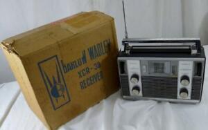 Barlow Wadley XCR-30 Mark 2 Radio Receiver In Original Box