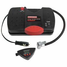 NEW Craftsman 12V Portable Inflator w/ Digital Tire Pressure Gauge