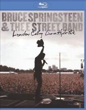 London Calling: Live in Hyde Park [DVD] by Bruce Springsteen (CD, Jun-2010,...