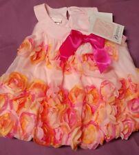bonnie baby12 month  girls rosette shirt