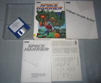 Space Harrier - 1986 Commodore Amiga Computer Sega Video Game - COMPLETE in Box!