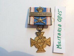 Orden  Regiments Erinnerungskreuz des 2 . Hess. Infanterie-Regiment  Nr . 82