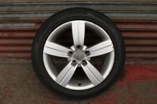"AUDI TT J8 MK2 OEM 17"" ALLOY WHEEL WITH 4MM TYRE 8J0601025C"