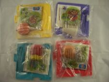 McDonalds Happy Meal Food Jigsaw Wind Up complete set