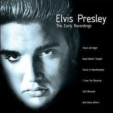 CD NEUF - ELVIS PRESLEY - THE EARLY RECORDINGS -C1