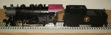 LIONEL 6-30184 POLAR EXPRESS 0-8-0 STEAM ENGINE LOCOMOTIVE TENDER TRAIN O GAUGE