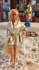 Vintage HOLLYWOOD HAIR BARBIE Doll 1992 With Added Mini Hollywood Barbie