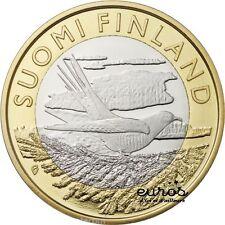 5 EURO COMMEMORATIVE FINLANDE 2014 - Animals of the provinces - Karelia