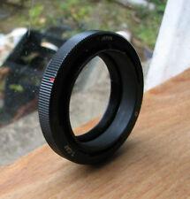 Canon FD FL  mount T2 film camera adapter not for autofocus or digital