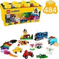 JEUX LEGO Classic 10696 Boîte à Briques Créative Moyenne, Jeu de Construction