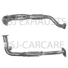 EXHAUST FRONT PIPE HYUNDAI ACCENT Saloon (X-3) 1.5 i 16V  1995-10-> 2000-01