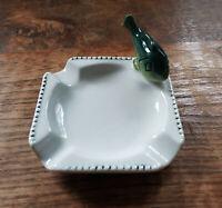 Seltener Porzellan Aschenbecher - Fisch Figur - Karl Ens - alte Mühlenmarke