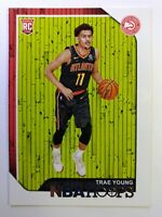 2018 18-19 Panini NBA Hoops Trae Young Rookie RC #250, Atlanta Hawks