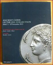 NAC ARS CLASSICA Auction 74 ANCIENT COINS OF THE JDL COLLECTION 2013 NUMISMATICA