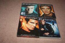 The Pretender - Seasons 1, 2, 3, & 4 DVD *Brand New Sealed*