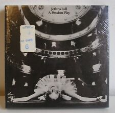 Jethro Tull A Passion Play REEL TO REEL 7 1/2 original tape 1973 MINT SEALED