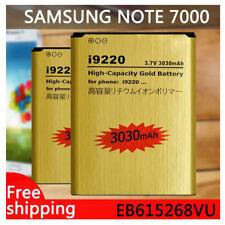 BATTERIE GOLD HAUTE-CAPACITÉ POUR Samsung GALAXY Note 1 Note1 N7000 i9220 9220