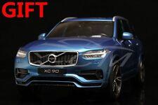 Car Model Welly GTA All New Volvo XC90 Sport Version 1:18 (Matt Blue)+SMALL GIFT